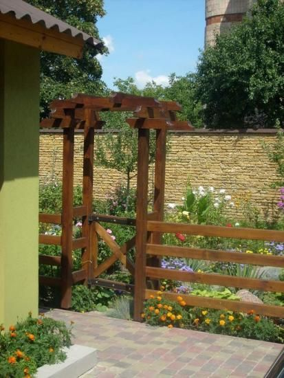 Плетена ограда