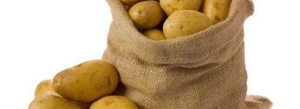 Как да си вземете картофи от квадратни метра