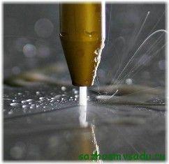 водно рязане