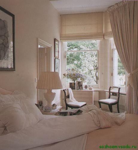 Римски завеси за спалня