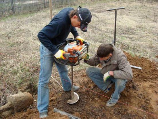 Профилна тръба за изграждане на ограда