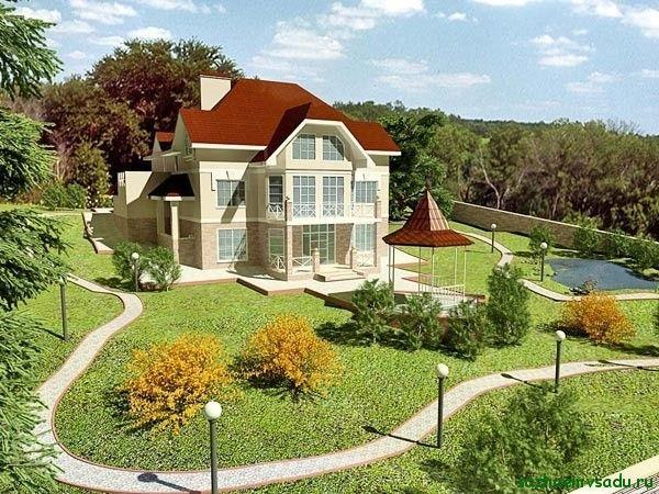 къде да започне изграждането на селска къща