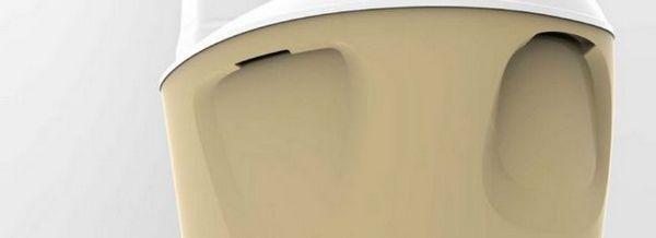Уморен ли сте от мрачната вида на лятната вила? Тоалетни чинии ви помагат.