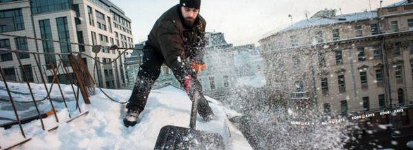 Насладете се на зимата - оставете цялата упорита работа за сняг вентилатор mtd!