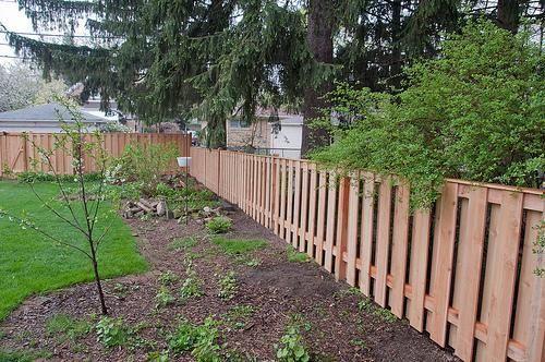 Ограда на място