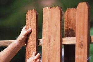 Правила за инсталиране на ограда между съседите