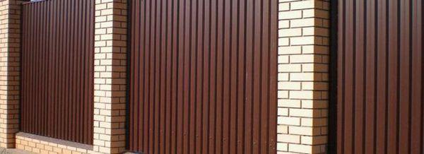 Предимства на оградата от велпапе