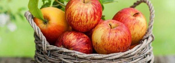 Асортирани ябълки