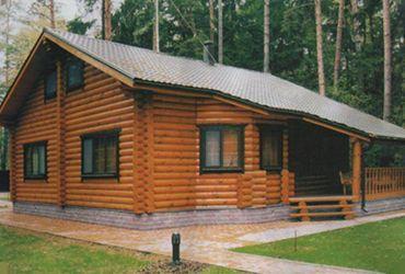 Дърводобивната къща