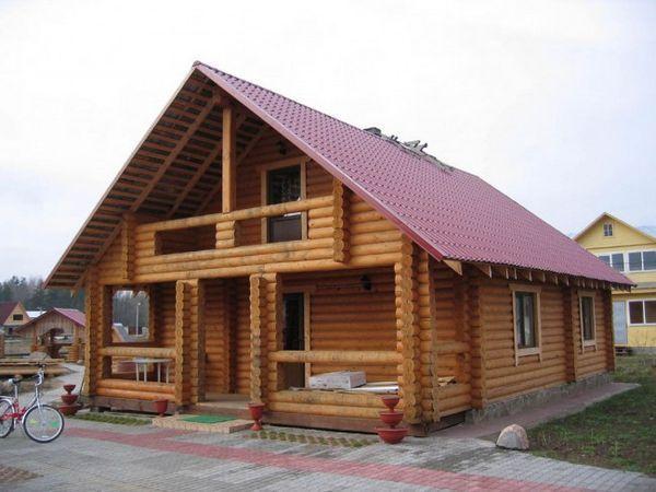 Качествена дървена кабина със собствени ръце