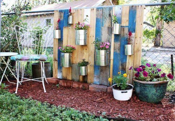 Опция за декорация на ограда