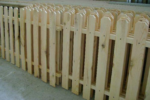 Секция ограда