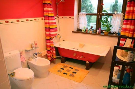 подреждане на баня в страната