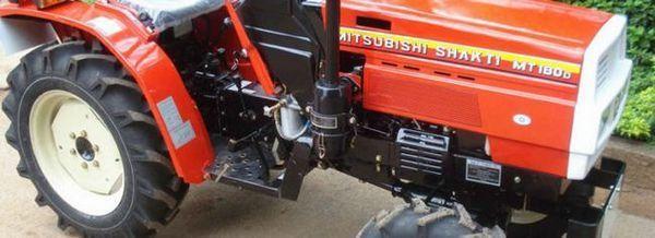 Видове мини трактори