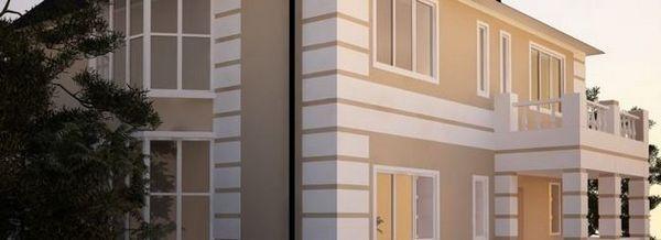 Какво ще носи фасадата?