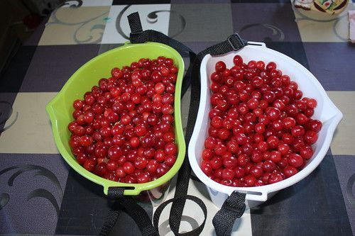 Плодове от череши