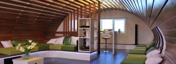 Втори етаж или таван?