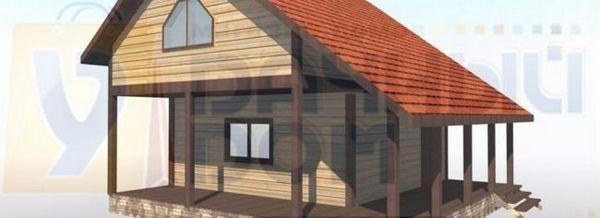 Избираме проекта на къщата или лятната резиденция. На какво да се съсредоточа?