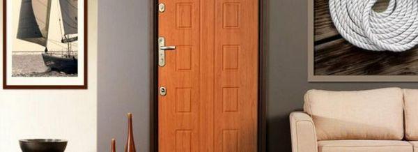 Изберете входната врата