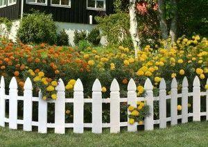 Ограда за предната градина със собствените си ръце